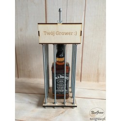 Klatka na alkohol 2