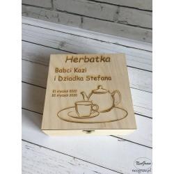 Herbaciarka 9 przegródek...